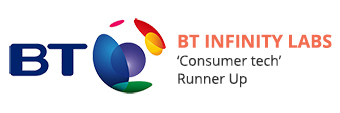 BT Infinity Labs. Runner-up Global Innovation for family, friends and community'